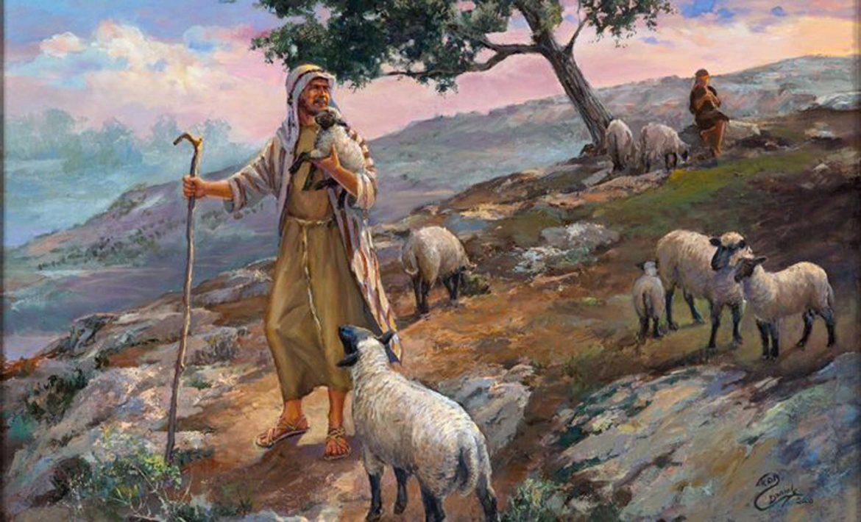 موسی و شبان